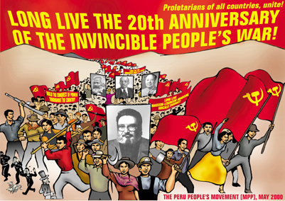 Long Live the 20th Anniversary of the Invincible People's War!